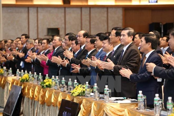Thuong hieu nuoc khoang Viet duoc 'chon mat gui vang' tai APEC 2017 hinh anh 1