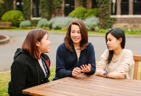 Trinity College - truong duy nhat cung cap khoa du bi len DH Melbourne hinh anh