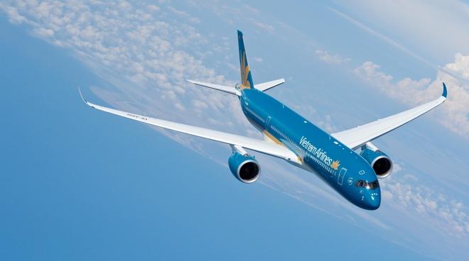 Vietnam Airlines trien khai chuong trinh uu dai 'Tuan vang online' hinh anh