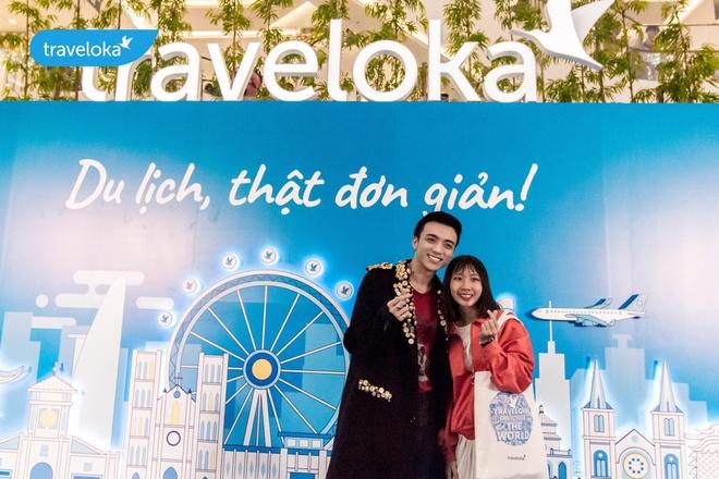 Soobin Hoang Son chay het minh tai su kien du lich cua Traveloka hinh anh 4
