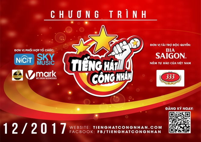 Vmark to chuc cuoc thi 'Tieng hat cong nhan' tren toan quoc hinh anh