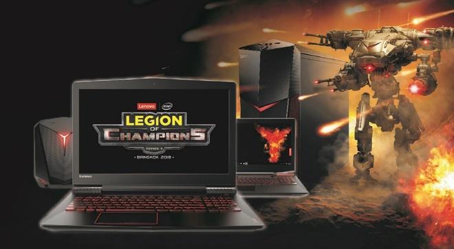 Vi vu Bangkok cung Lenovo Legion hinh anh