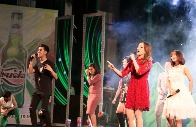 Hit cua Nguyen Hai Phong khuay dong 'Huda central's got talent' hinh anh