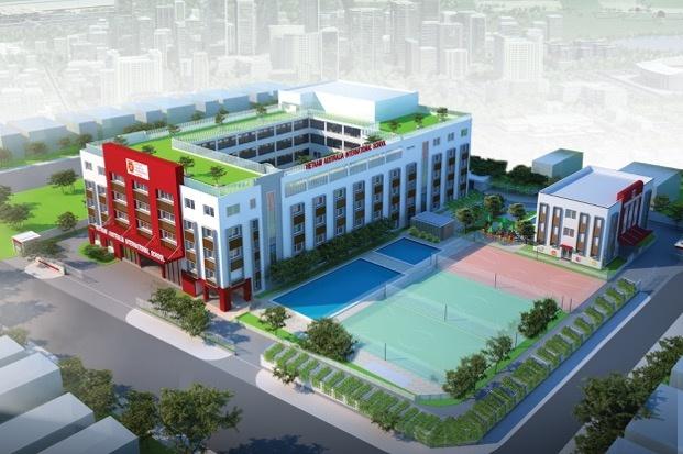 Kết quả hình ảnh cho Trường tiểu học Việt ÚC