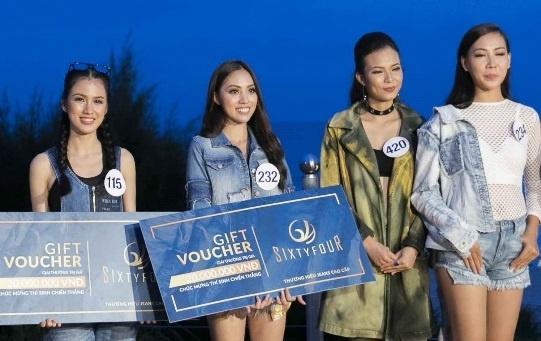 V-SixtyFour dong hanh cung tap 9 'Toi la Hoa hau Hoan vu Viet Nam' hinh anh