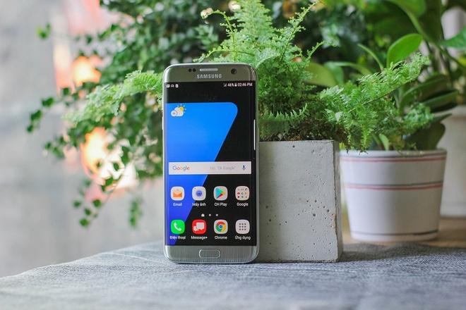 Galaxy Note 5, S7 edge xach tay ve gia 5 trieu sau 2 nam hinh anh 3
