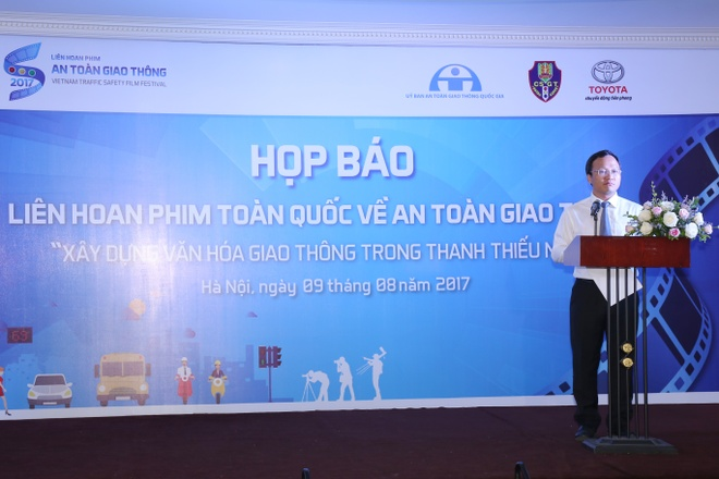 Le trao giai Lien hoan phim toan quoc ve ATGT sap dien ra hinh anh 2