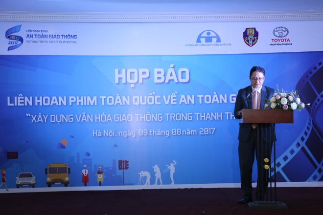 Le trao giai Lien hoan phim toan quoc ve ATGT sap dien ra hinh anh 3