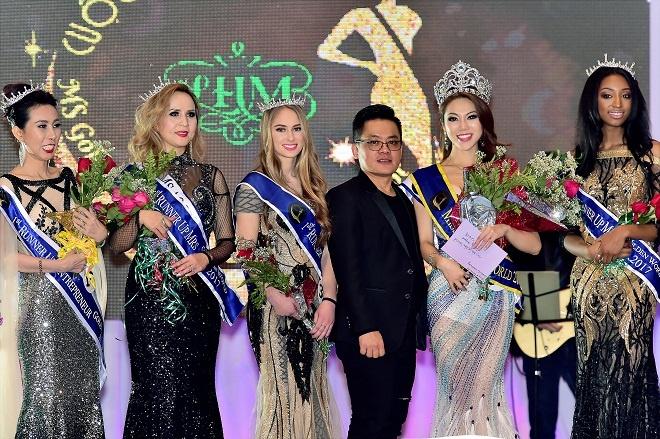 Vuong mien 'Miss Golden World Beauty Pageant' tim duoc chu nhan hinh anh 4