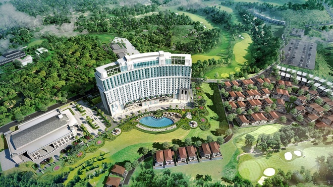 FLC Grand Villa Ha Long anh 1