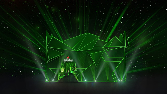 Heineken House anh 2