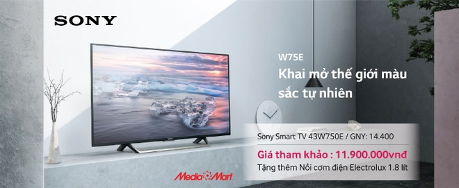 5 smart TV ban chay mua cuoi nam tai Media Mart hinh anh 3