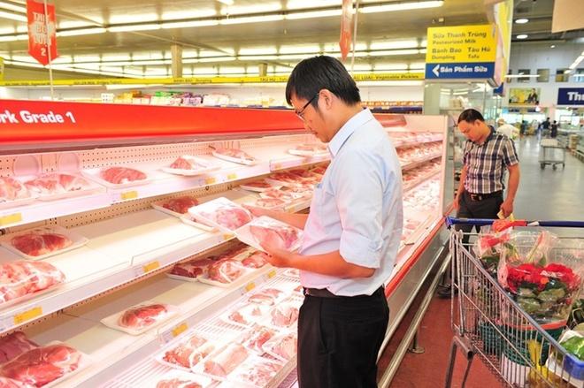 San luong thit heo VietGAHP cua MM Mega Market dat hon 250 tan/thang hinh anh