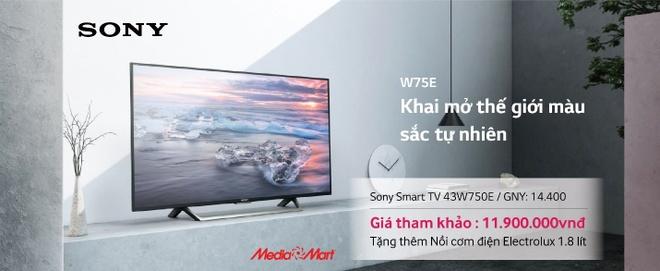 5 smart TV ban chay mua cuoi nam tai Media Mart hinh anh 5