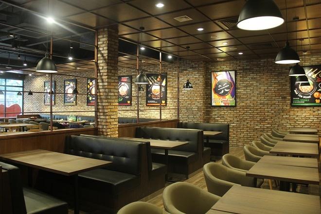 Khai truong nha hang Nhat Ban Pepper Lunch dau tien tai Ha Noi hinh anh 3