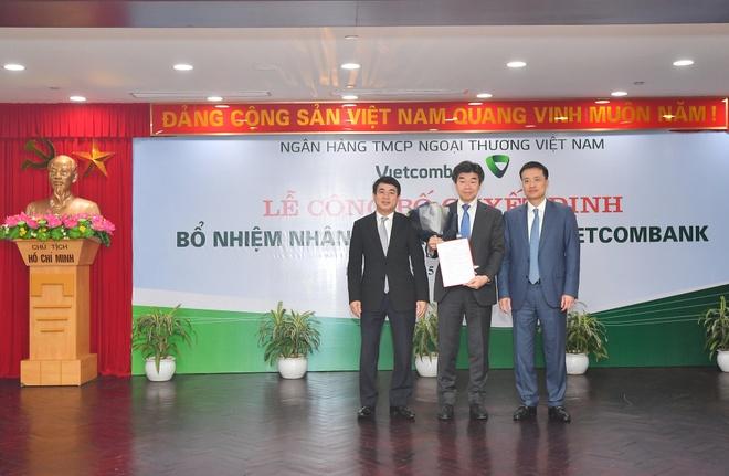 Vietcombank bo nhiem Pho TGD nguoi Nhat Ban va nhieu quan ly cap cao hinh anh 1