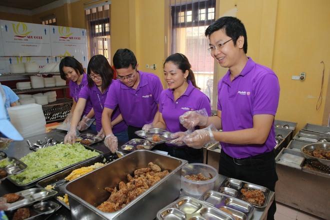 Trien khai du an dinh duong hoc duong nam hoc 2017-2018 hinh anh 3