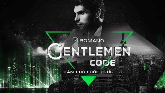 Romano Gentlemen Code - Lam chu cuoc choi anh 6