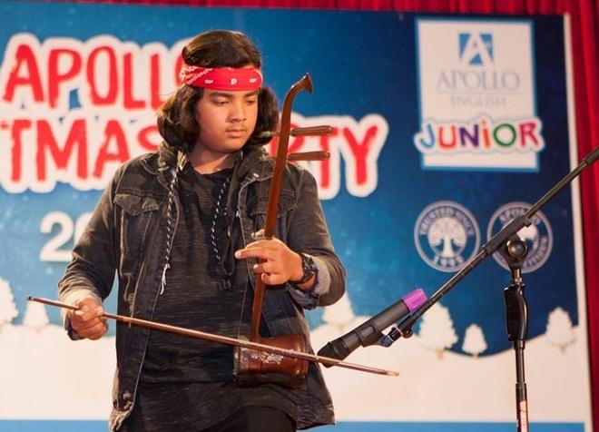 Jayden Vietnam Idol Kids: 'Hay danh ca trai tim de theo duoi dam me' hinh anh