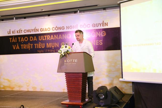 Phuong phap tai tao da bang Ultranano tao song co mat tai Viet Nam hinh anh 2