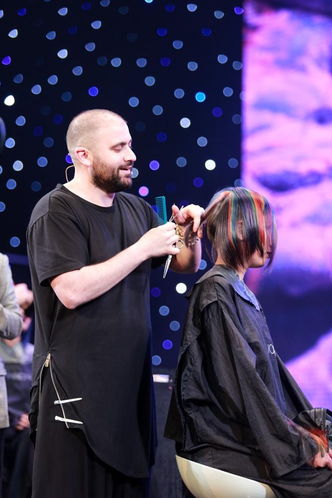 3 xu huong toc len ngoi trong 'Davines hair show' hinh anh 6