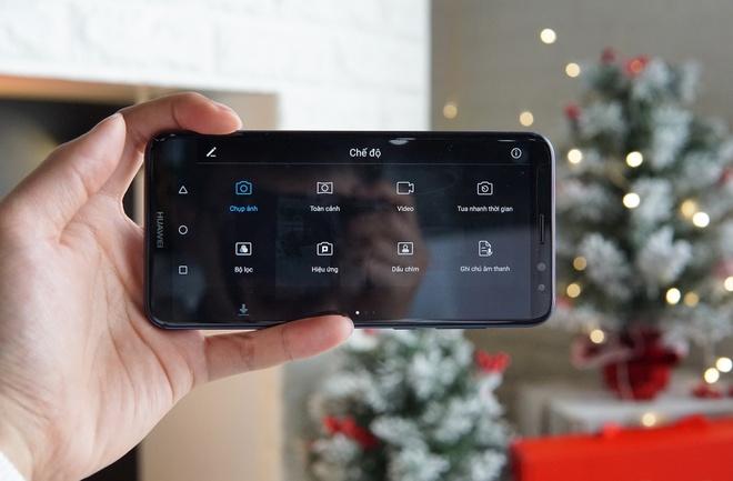 Dap hop Huawei nova 2i phien ban mau xanh hinh anh 8