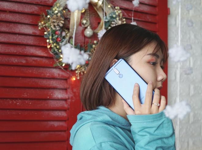 Dap hop Huawei nova 2i phien ban mau xanh hinh anh 12