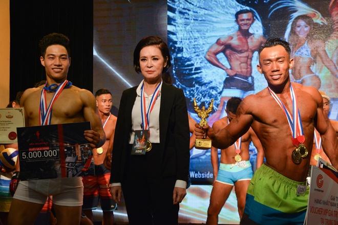 Goldsport dong hanh to chuc cuoc thi the hinh NABBA/WFF 2017 hinh anh 1