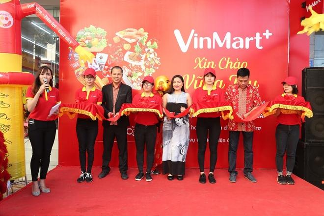 VinMart+ dong loat khai truong 15 cua hang tai Vung Tau hinh anh 2
