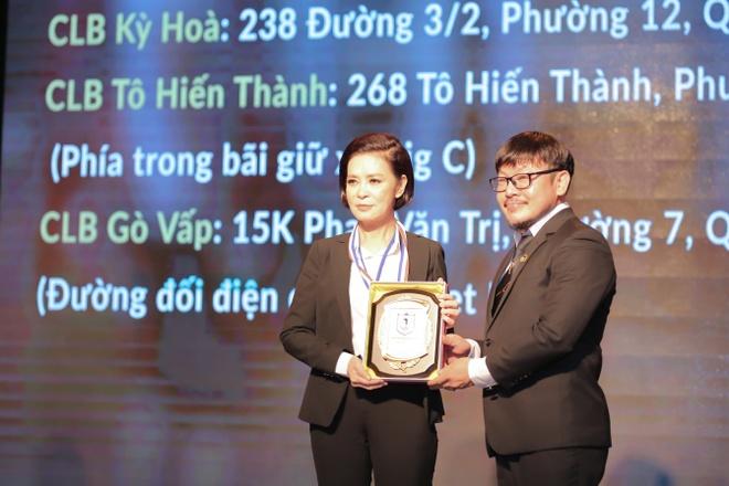 Goldsport dong hanh to chuc cuoc thi the hinh NABBA/WFF 2017 hinh anh 3