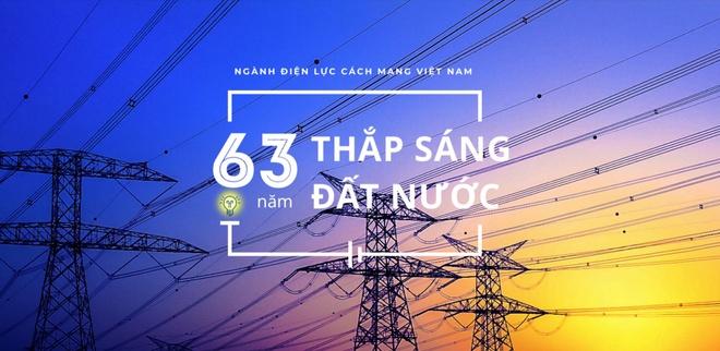 Nganh Dien luc Cach mang Viet Nam - 63 nam thap sang dat nuoc hinh anh