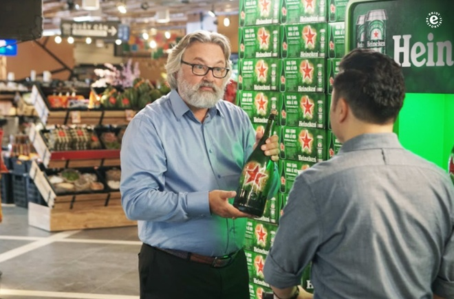 Qua tang dac biet cho mua le hoi hoan hao tu Heineken hinh anh 2