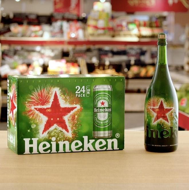 Qua tang dac biet cho mua le hoi hoan hao tu Heineken hinh anh 3