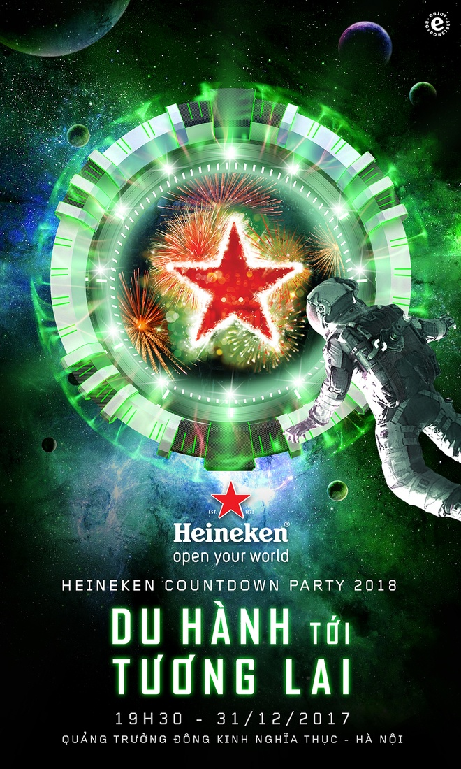 Qua tang dac biet cho mua le hoi hoan hao tu Heineken hinh anh 4
