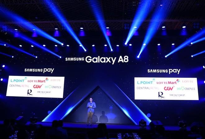 Samsung Pay bo sung tinh nang Loyalty Cards cho nguoi dung Viet hinh anh 1