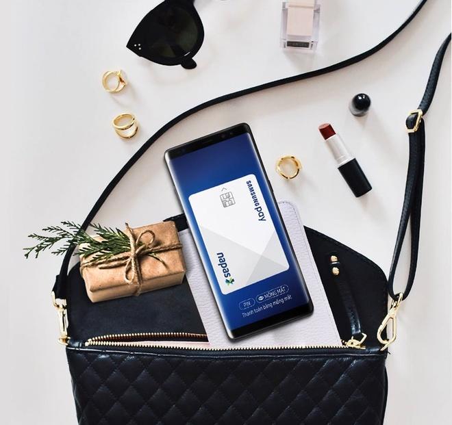 Samsung Pay bo sung tinh nang Loyalty Cards cho nguoi dung Viet hinh anh 2