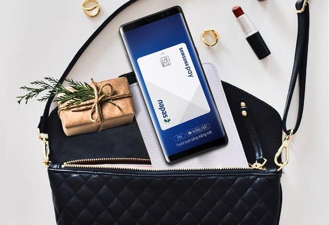 Samsung Pay bo sung tinh nang Loyalty Cards cho nguoi dung Viet hinh anh