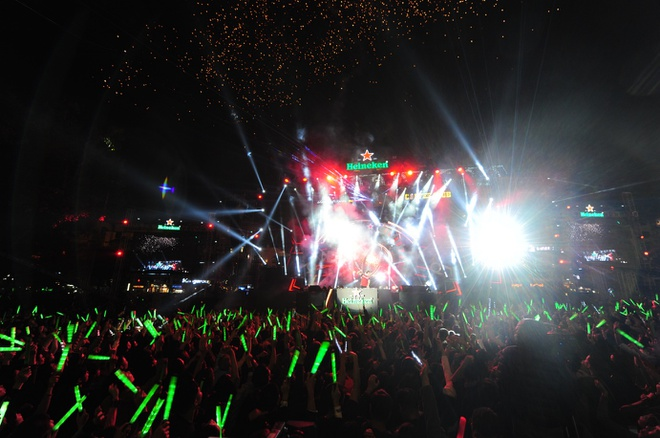 Heineken Countdown Party 2018 anh 1