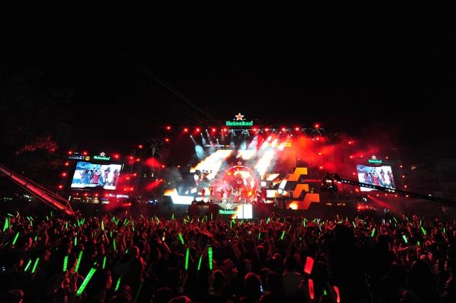 Heineken Countdown Party 2018 anh 8