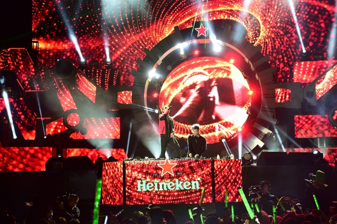 Heineken Countdown Party 2018 anh 10
