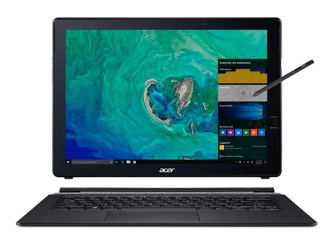 Laptop doanh nhan Switch 7 va Swift 5 Air Edition ra mat tai Viet Nam hinh anh 1