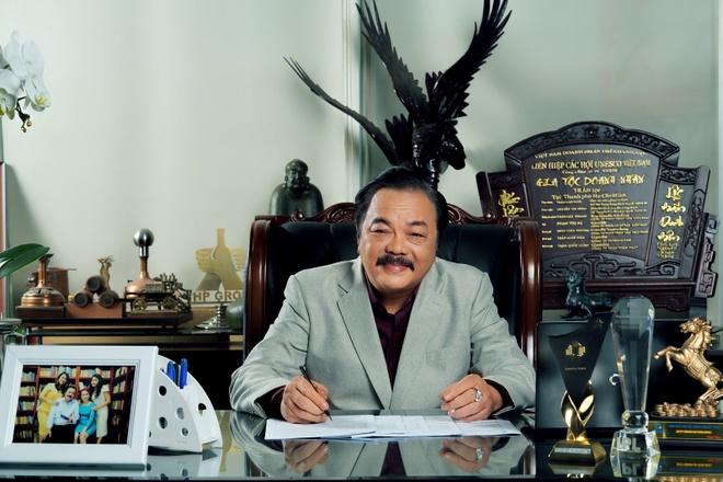 CEO Tan Hiep Phat: 'Nguoi dung dang nghieng han sang thuc uong sach' hinh anh 1