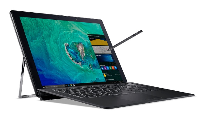 Laptop doanh nhan Switch 7 va Swift 5 Air Edition ra mat tai Viet Nam hinh anh