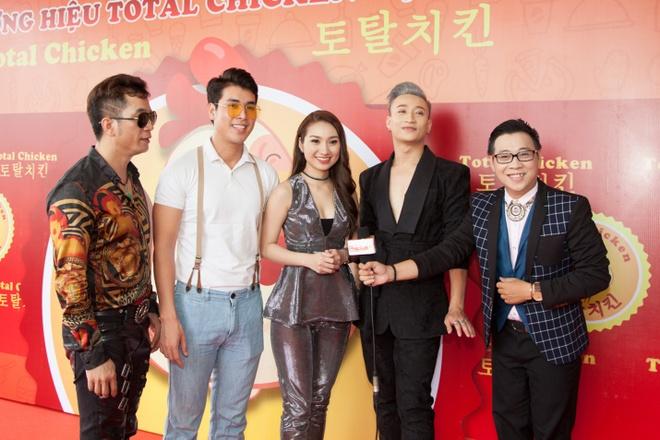 Cao My Kim bat tay doanh nghiep Han ra mat thuong hieu Total Chicken hinh anh 4
