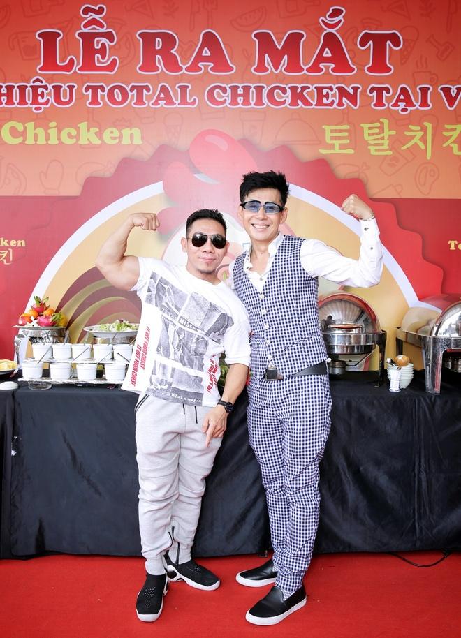 Cao My Kim bat tay doanh nghiep Han ra mat thuong hieu Total Chicken hinh anh 5