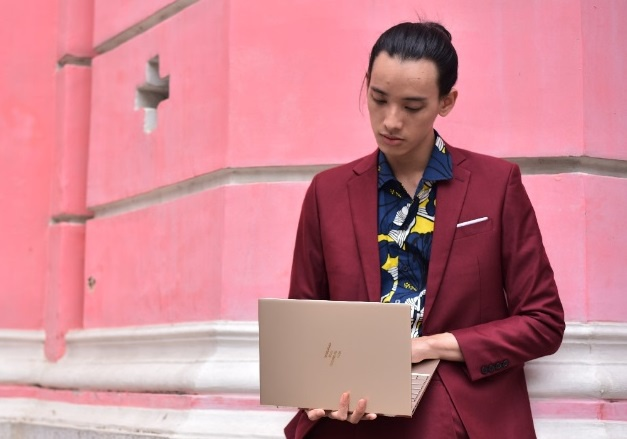 HP Envy 13 - laptop phu hop cho nguoi tre hinh anh