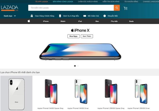 Lazada duoc Apple uy quyen phan phoi truc tuyen tai Dong Nam A hinh anh 1