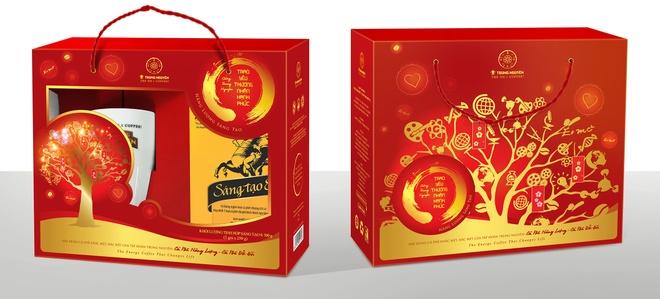 Trung Nguyen tung khuyen mai Tet 'Trao yeu thuong - Nhan hanh phuc' hinh anh 2