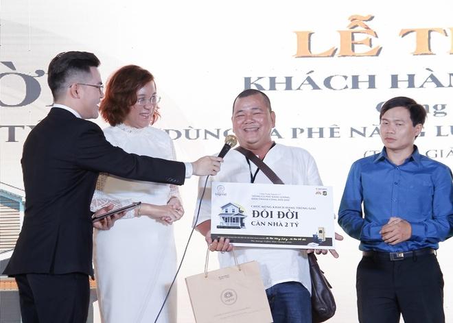 Trung Nguyen trao hon 100.000 giai thuong cho khach hang may man hinh anh