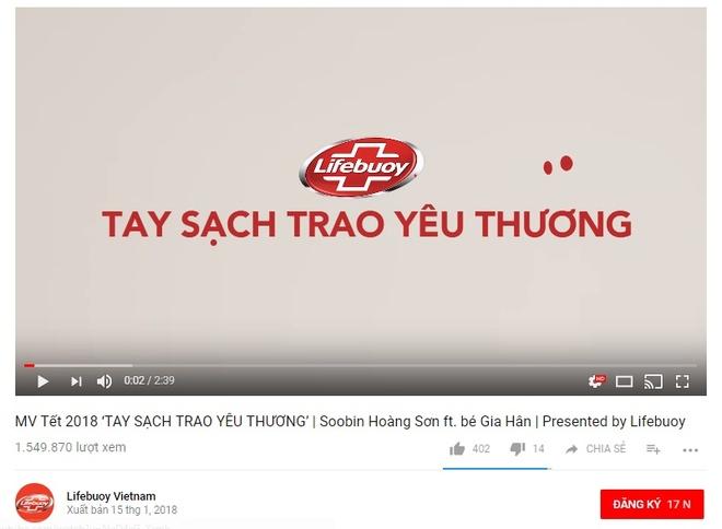 MV Tet cua Soobin Hoang Son hut 1 trieu luot xem sau 12 gio dang tai hinh anh 1